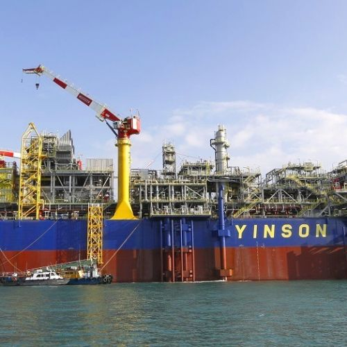 Tour on Floating Production Storage Offloading (FPSO)